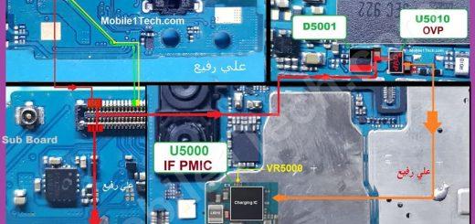 Samsung Galaxy A20e A202F Charging Solution Jumper Problem Ways