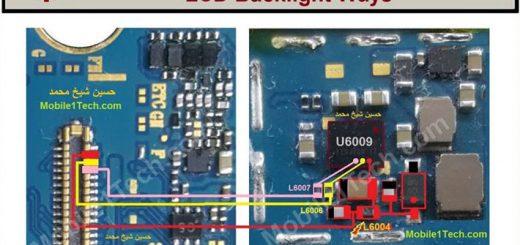 Samsung Galaxy J4 Plus J415 Cell Phone Screen Repair Light Problem Solution Jumper Ways