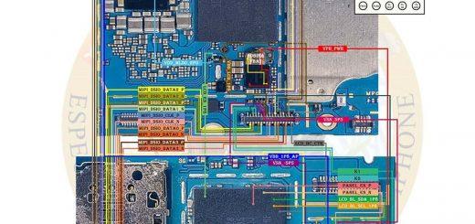 Samsung Galaxy A10 A105 Display Problem Solution Jumper Ways