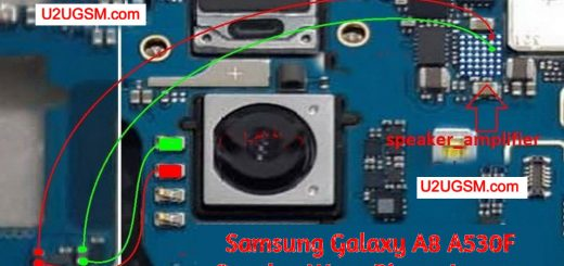 Samsung Galaxy A8 2018 A530F Ringer Solution Jumper Problem Ways