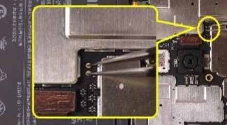 Xiaomi Mi Mix Test Points Pin Out Solution Flash Point